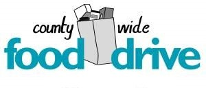 county wide food drive logo