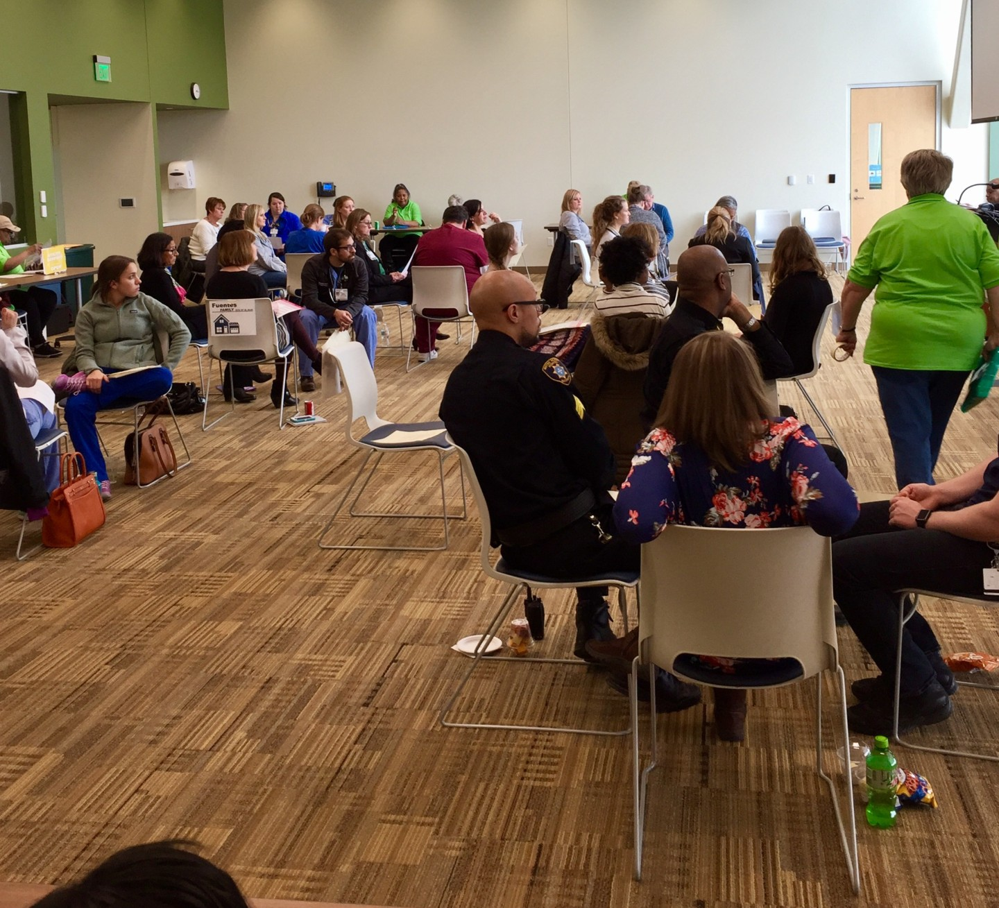 """Poverty Simulation Asks: """"What could we do differently?"""", By Ellie Walburg"""